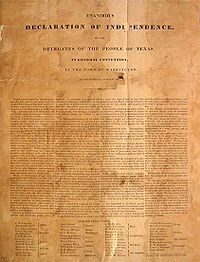 200px-Texas_Declaration_of_Independence